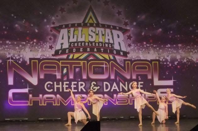 Signature Cheer & Dance Competitions