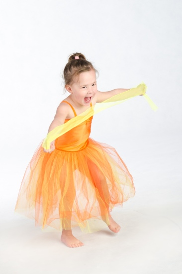 Signature Cheer & Dance estudio Toddler Ballet